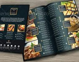 Indian Restaurants Menu Templates Template Getpicks Co