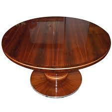 art deco dining table from de coene