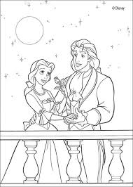 Small Picture 22 best Coloring Pages Beauty and the Beast images on Pinterest