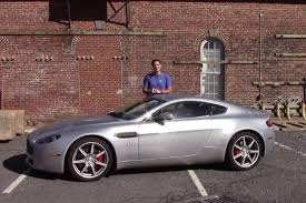 Aston Martin Stock Chart Heres What It Cost Me To Own An Aston Martin For A Year
