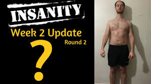 insanity workout results week 2 update round 2