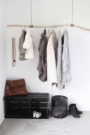 Wardrobe Coat Rack Impressive 32 DIY Projects Ideas For Your Entryway In 32 DIY Pinterest