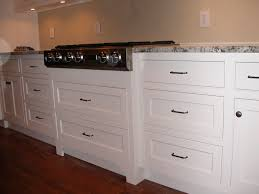 Shaker Style Kitchen Cabinet White Painted Shaker Style Kitchen Cabinets House Decor