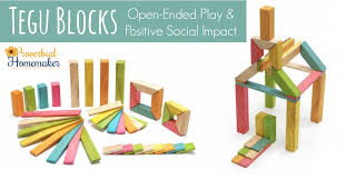 tegu blocks are the perfect toy for open ended play magnetic wooden blocks
