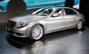 2016 Mercedes-Maybach S600 Photos and Info – News – Car and Driver