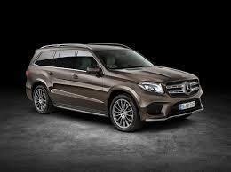 new car release in 20162017 MercedesBenz GLS Release Date