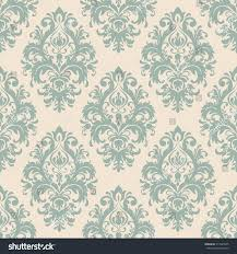 victorian wallpaper. Delighful Victorian Seamless Victorian Wallpaper In Green And Beige Inside Victorian Wallpaper
