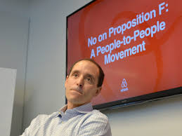 airbnb policy head confident sfs new moderate tilt will favor tech giant airbnb insane sf