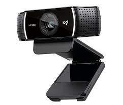 Logitech C922 Webcam mit Capture Software für professionelles Streaming mit  1080p