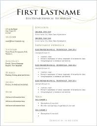 Resume Template Australia Free - April.onthemarch.co