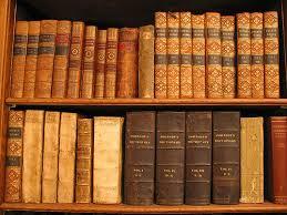books old shelf