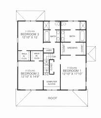 amazing 4 square house plans modern american foursquare new four