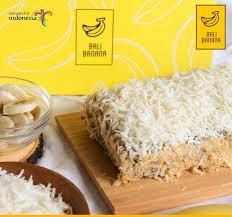 Jual Bali Banana Cake Khas Bali Kota Denpasar Belanja Oleh Oleh