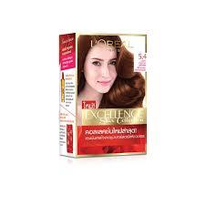 Light Copper Hair Color Exellence Star Light Copper Brown 5 4