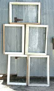 old wooden windows vintage wood window frames antique home crafts decor builders warehouse craft idea