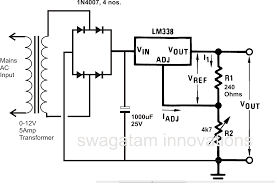 how to design a power supply circuit simplest to the most for obtaining fixed voltage levels 78xx series ics be employed the above explained power supply circuits the 78xx ics are comprehensively
