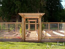 deer proof garden. Deer Proof Garden Fence Crafts Home Gardening