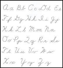 bb fb aa6221c ab8a86 alphabet style cursive alphabet