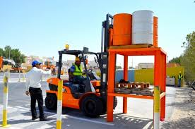 Forklift Alkhebra Driving Academy