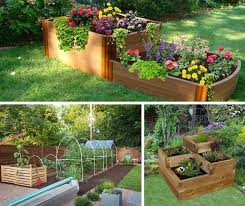 15 clever diy raised garden bed ideas