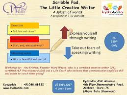 Freelance Writer India