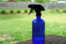 basic natural air freshener spray