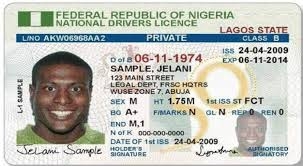 the nigeria drivers license a complete