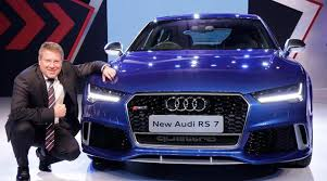 new car launches newsAudi launches RS7 Sportback at Rs 142 crore in India  The Indian