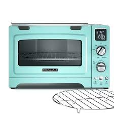 22 cu ft countertop microwave kitchen aid convection toaster oven in sky blue ge jes1460dsbb 14