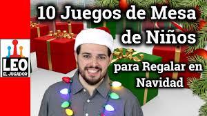 Read customer reviews & find best sellers. Leo El Jugador 10 Juegos De Mesa De Ninos Para Regalar En Navidad