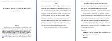 Stupendous Apa Format Essay Template Thatsnotus