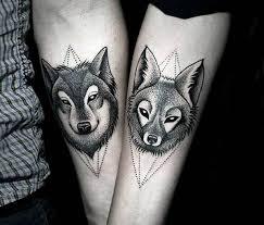 Tetování Vlka Askfmtattospage