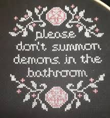 fo fo my first cross stitch pattern by nightspiritstudo