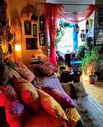 Hippie Design Bedroom Reading And Relaxing Nook Boho Bedroom Decor Hippy