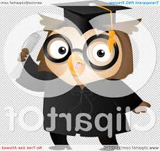 best cartoon of graduate owl holding diploma royalty vector  best cartoon of graduate owl holding diploma royalty vector clipart library