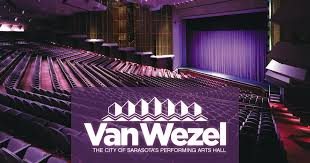 Stephen Foster Story Seating Chart Sarasota Florida Van Wezel Performing Arts Hall