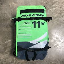 Naish Harness Size Chart 2019 Naish Pivot 11m Freeride Wave Kite Demo Kite