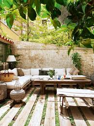 eclectic outdoor furniture. Decordemon: Eclectic And Sophisticated House In Barcelona Outdoor Furniture R