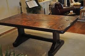 diy dining room table you can look dark wood farmhouse table you can in rustic farmhouse