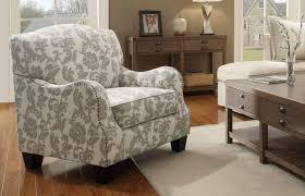 furniture extraordinary accent chairs living room using armchair traditional covered by venetian upholstery and nailhead trim furniture also wood bun feet over cream wool rug 600x386
