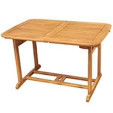 Heavy Duty Large And Solid Timber TablesHardwood Outdoor Furniture