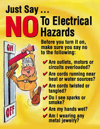 electricity safety posters for kids google search electrical  safety posters