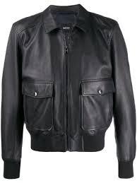 Купить мужские кожаные <b>куртки Boss Hugo Boss</b> в интернет ...