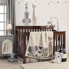 baby safari nursery baby crib bedding
