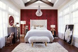 Mandarin King Upholstered Bed Ivory