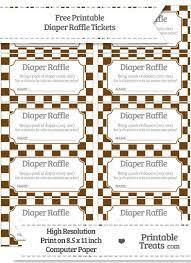 raffle tickets printing raffle ticket printing free free sepia checker pattern diaper raffle