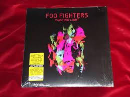 Foo Fighters Vinyl Wasting Light Foo Fighters Wasting Light Lp Vinyl Doble Original Nuevo