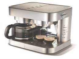 So, when you choose to settle for a hybrid machine, you also need to expand. Awesome Coffee Maker And Espresso Machine Combo Coffee Maker Machine Coffee Maker Cleaning Home Coffee Machines