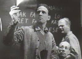 Кино кинематограф второй половины века Новейшая история  И Бергман во время создания фильма Земляничная поляна