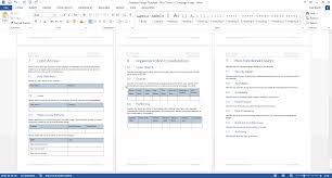 Data Model Design Document Template Database Design Document Template Technical Writing Tools